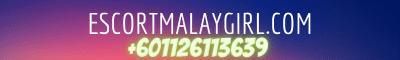 Escort Malay Girl